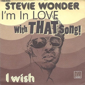 "Stevie Wonder – ""I Wish"""