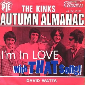 "The Kinks – ""Autumn Almanac"""