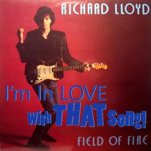 "Richard Lloyd – ""Backtrack"""