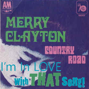 "Merry Clayton – ""Country Road"""