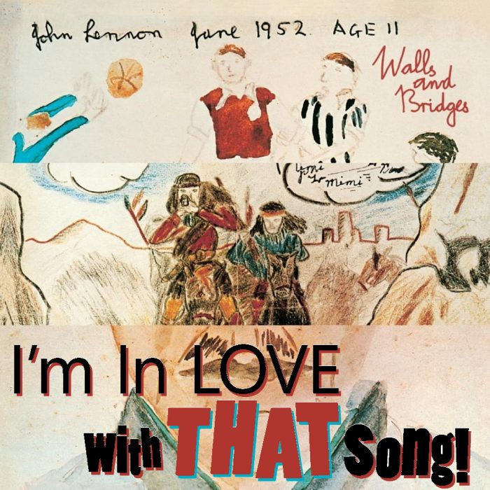 "John Lennon – ""Nobody Loves You (When You're Down And Out)"""