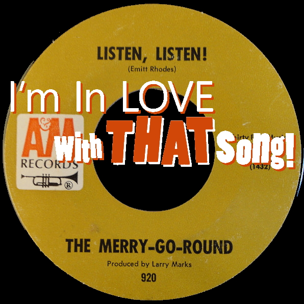"The Merry-Go-Round – ""Listen Listen!"""