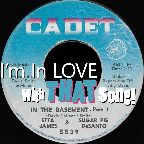 "Sugar Pie DeSanto – ""In The Basement (Pt. 1)"""