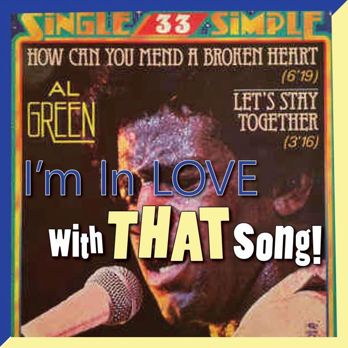 """Al Green – """"How Can You Mend A Broken Heart"""""""