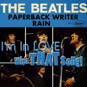 "The Beatles – ""Rain"""