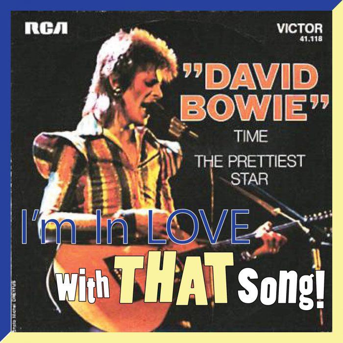 "David Bowie – ""Time"""