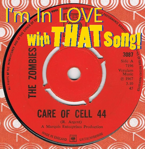 """The Zombies – """"Care Of Cell 44″"""