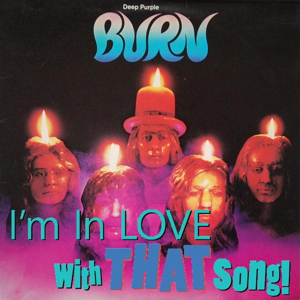 "Deep Purple – ""Burn"""