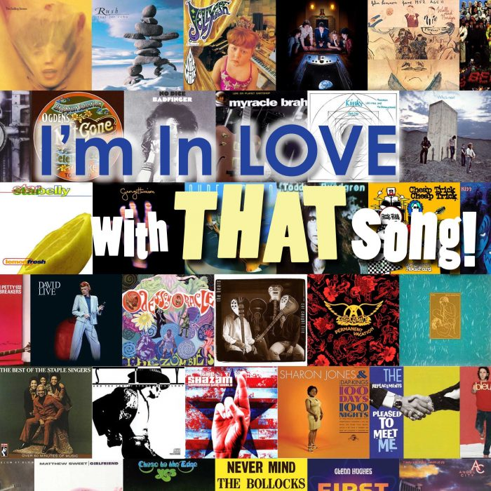 """Introduction to the """"I'm In Love With That Song"""" Podcast"""