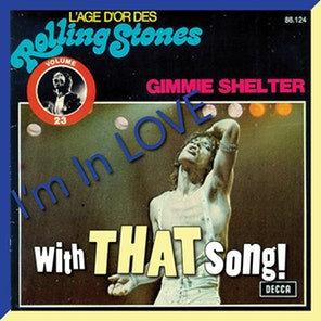 """The Rolling Stones – """"Gimme Shelter"""""""