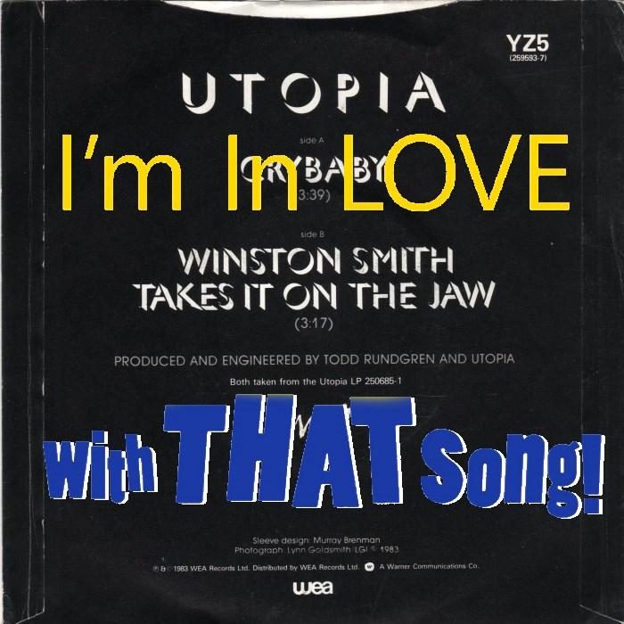 """Utopia – """"Winston Smith Takes It On The Jaw"""""""