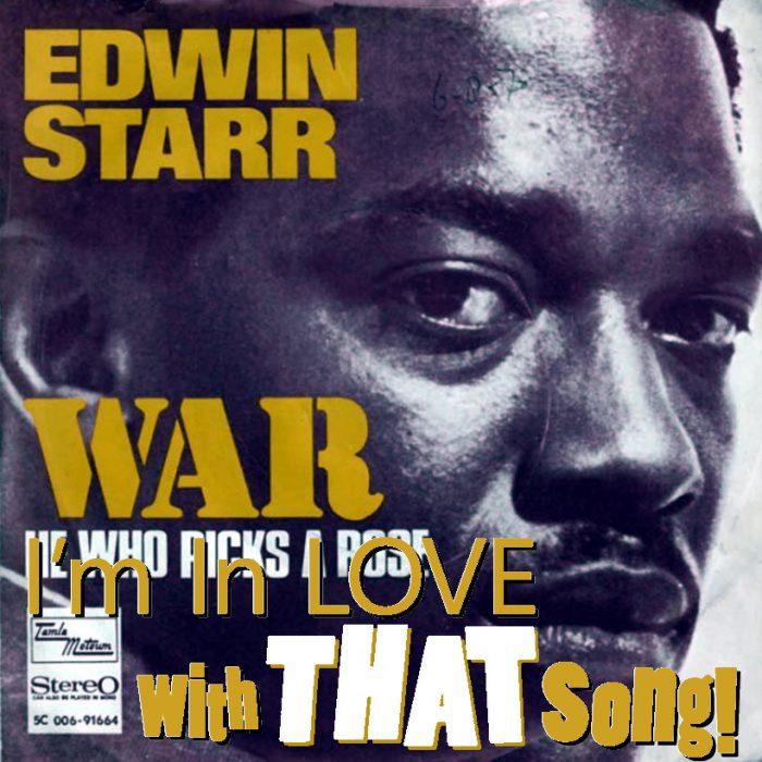 """Edwin Starr – """"War"""""""