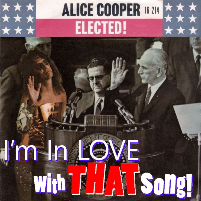 Alice Cooper Elected