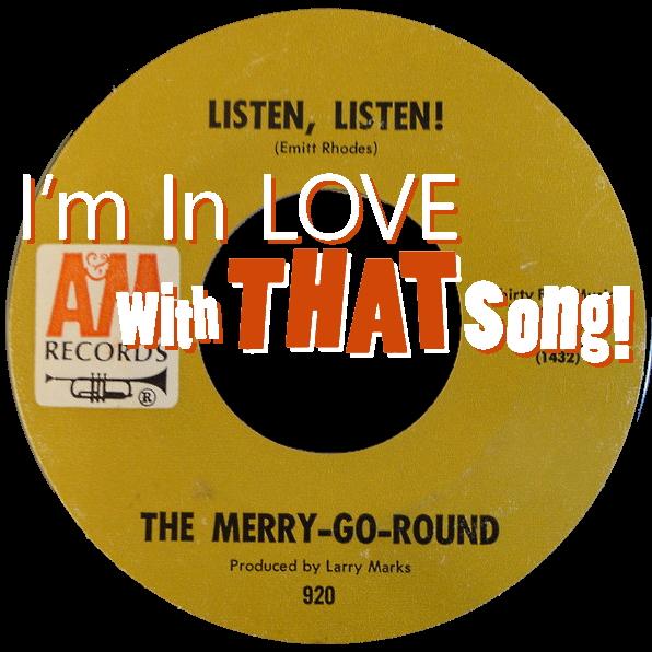 """The Merry-Go-Round – """"Listen Listen!"""""""