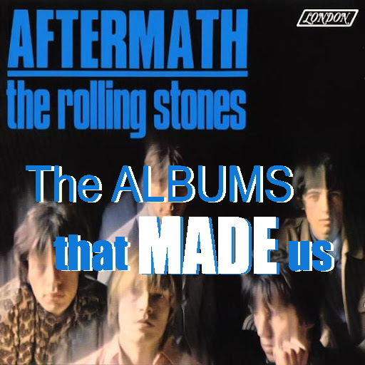 The Albums That Made Us – with special guest Chris Porter