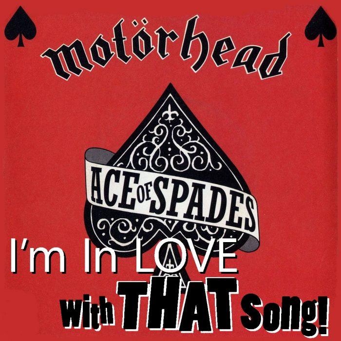 "Motorhead – ""Ace Of Spades"""